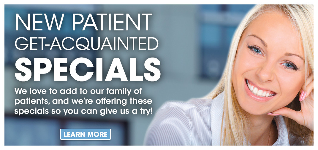 New Patient Special Offers Clinton MS